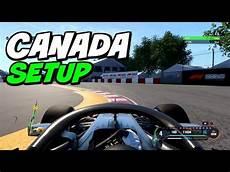 F1 2018 Canada Hotlap Setup 1 07 401