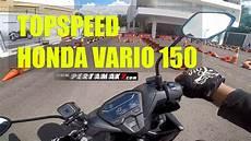 topspeed all new honda vario 150 esp facelift 2018 standar tengah by pertamax7 youtube