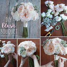 follow this simple diy and make your own wedding bouquets