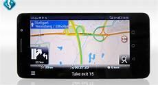 Navi Für Lkw - mapfactor gps navigation lkw navi f 252 r kleines geld