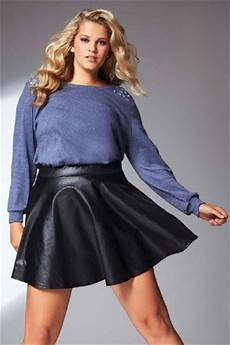 Plus Size - fashion bug womens plus size look skater skirt www