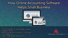 how online accounting software helps small business read