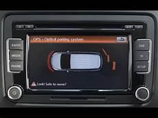 vw autoradio rcd510 wechsel in 4 min erkl 228 rt golf 6 radio