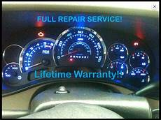 electronic throttle control 2004 chevrolet astro instrument cluster instrument cluster repair 1999 cadillac escalade instrument cluster repair 1999 cadillac