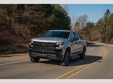 2020 Chevrolet Silverado 1500 Gets Increased Towing