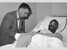 did mlk die in hospital