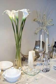 bouquet bridal calla centerpieces
