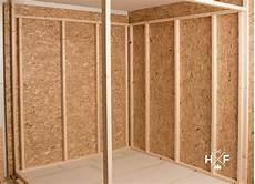 Finnische Sauna Im Eigenbau Der Wandaufbau Handgemacht