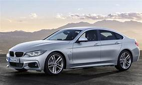 BMW Configurator And Price List For The New 4 Series Gran