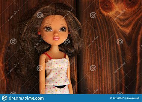 Ukrainian Barbie Doll