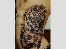 80 Tatuajes de Tigres y Jaguares y sus Significados