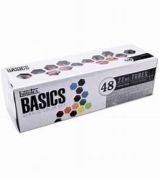 reeves basics acrylic paint 48 colors at joann com