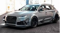 Audi Rs6 Avant 2018 Race From South Africa Audi Rs6