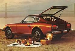 The Personalized Datsun 1976 280 Z Brochure  Hemmings Daily