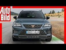 Ateca Cupra By Seat 2018 Erste Fahrt Test Review