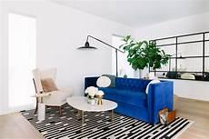 Blue Sofa Living Room Ideas