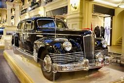 Joseph Stalins Armored Limousine ZIS 115 1949 Front