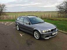 Bmw 2004 318i M Sport Touring Estate Grey M Sport 318