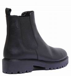 vagabond kenova womens leather black chelsea boots size uk