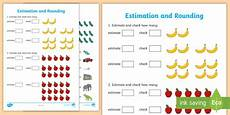estimation worksheets reception 8259 early level assessment estimation and rounding worksheet worksheet cfe