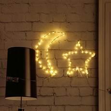 aliexpress com buy led star moon cloud sign shaped decor light wall decor for christmas