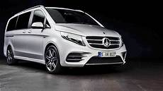 mercedes v class amg line 2016 interior and exterior