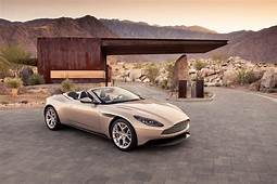 2018 Aston Martin DB11 Volante ReviewTrims Specs And