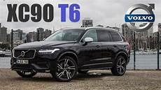 volvo xc90 t6 r design test 2019