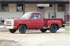 for 1977 1993 dodge d150 purchase used 1977 dodge d150 warlock red 360 727 2wd mopar muscle tuck in browns mills new