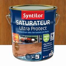 prix saturateur bois saturateur syntilor aqua 2 5 l incolore leroy merlin