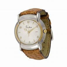 orologi pomellato orologio tondo quadrante bianco pomellato luxuryzone
