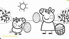 Ausmalbilder Peppa Wutz Ostern Malvorlage Peppa Wutz Ostern Kinder Ausmalbilder