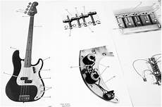 fender precision bass special 1981 wiring diagram