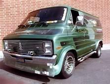 165 Best Vans Images On Pinterest  Custom Cars And