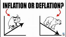 inflation und deflation will the global economy collapse by inflation or deflation
