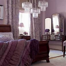 Decorating Ideas For Purple Rooms by 19 Purple And White Bedroom Combination Ideas