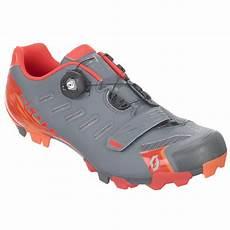 Team Boa Mtb Schuhe Herren Grau Orange Gr 246 223 E 42