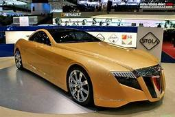 Maybach Exelero Gold Sports Cars Picture  Pictures Of