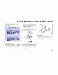 free car repair manuals 1996 infiniti i regenerative braking 1998 infiniti qx4 owners manual