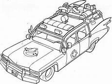 Malvorlagen Kostenlos Ghostbusters Ghostbusters Auto Ausmalbilder