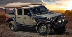 2019 jeep gladiator lifted 2019 jeep gladiator wayout concept hiconsumption