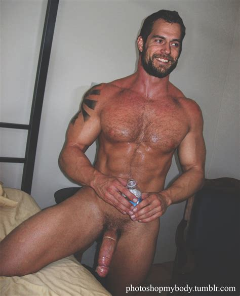 Henry Cavill Naked