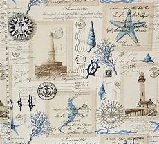 nautical postcard template nautical lighthouse fabric vintage postcard design with