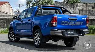 Toyota Hilux Conquest 24 G DSL 4x2 MT 2019 Philippines