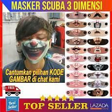 Harga Masker Sensi Paling Baru Di Indonesia 187 Sing Payu
