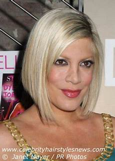 tori spelling long bob hairstyle yahoo answers