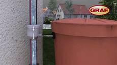eau de pluie comment fonctionne un collecteur de