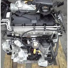 Engine Motor Used Skoda Octavia 1 9 Tdi 105 Ch Bjb