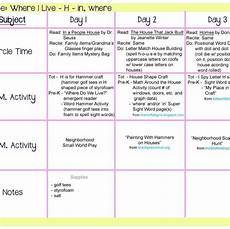 tale lesson plans for toddlers 15004 where i live lesson plan all about me unit for preschoolers and toddlers