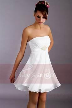 robe ceremonie femme blanche robe de maia